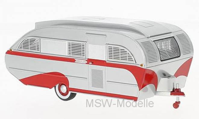 Flite Falcon Travel Trailer,  1947