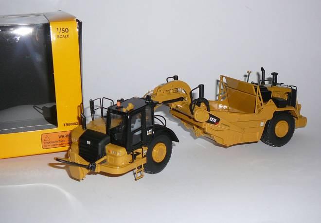 627K Wheel Tractor