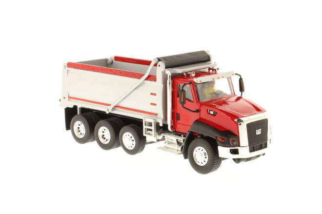 CT 660 Dump Truck