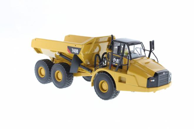 740B Articulated Truck Tipper