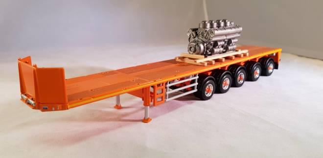 Großdiesel -Spezial-  Spur 0  90x 36 mm