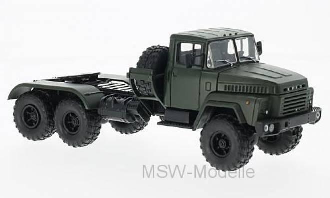 260V, matt-dunkelgrün