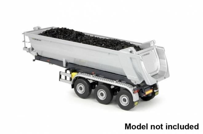 Kohle  H=3cm x L=14cm x B=4cm Material: Holz und Kunststoff