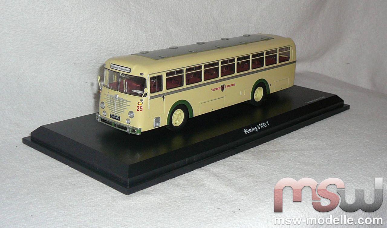 model dickie schuco b ssing 6500 t stadtwerke braunschweig bus 1 43. Black Bedroom Furniture Sets. Home Design Ideas