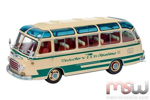 setra bus 1 87 s6 v reisedienst dickie schuco. Black Bedroom Furniture Sets. Home Design Ideas