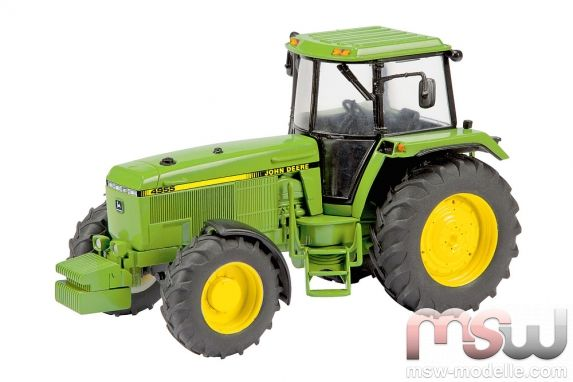 john deere traktor 1 87 4955 dickie schuco 452608300. Black Bedroom Furniture Sets. Home Design Ideas