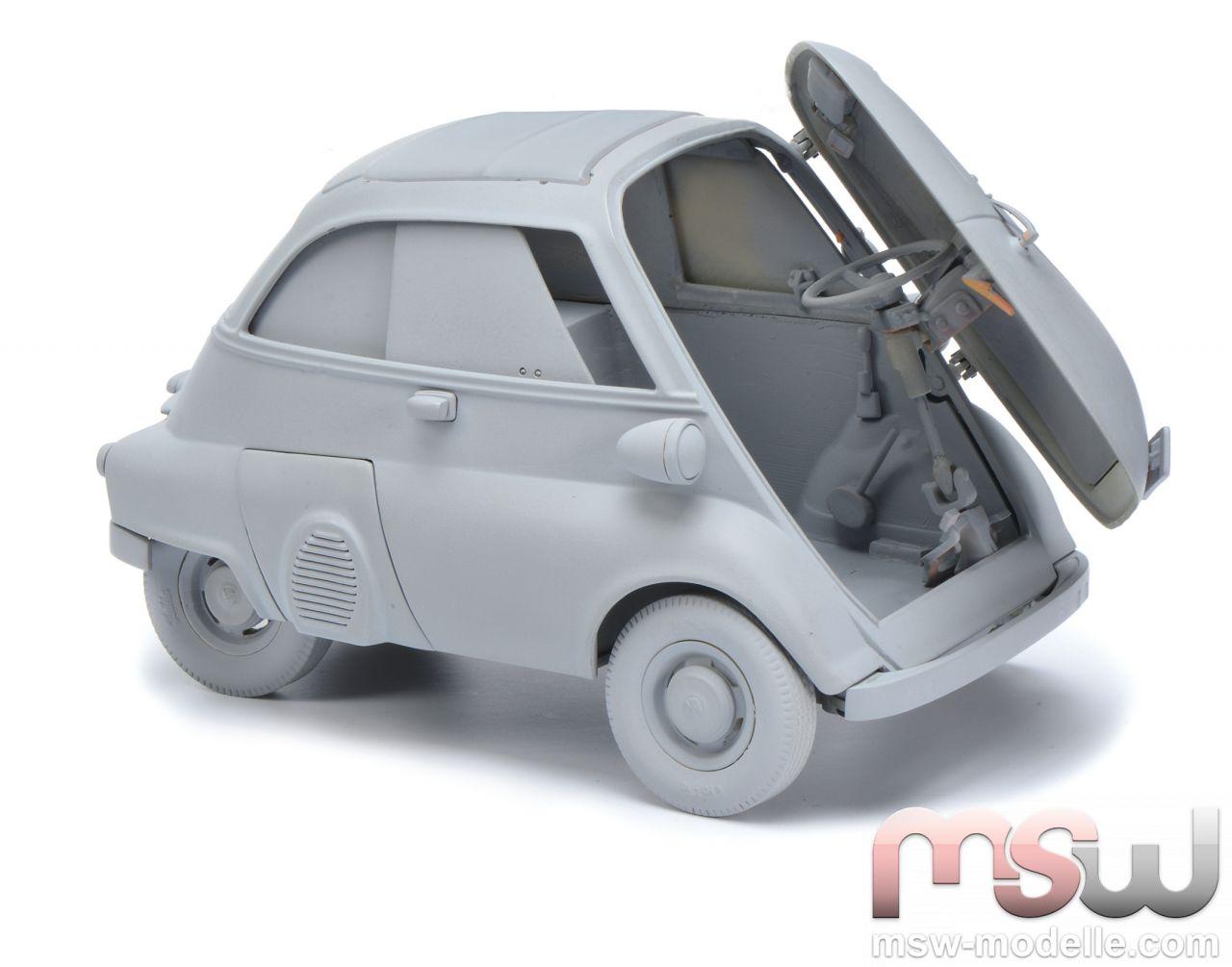 bmw car 1 18 isetta export dickie schuco 450041100. Black Bedroom Furniture Sets. Home Design Ideas