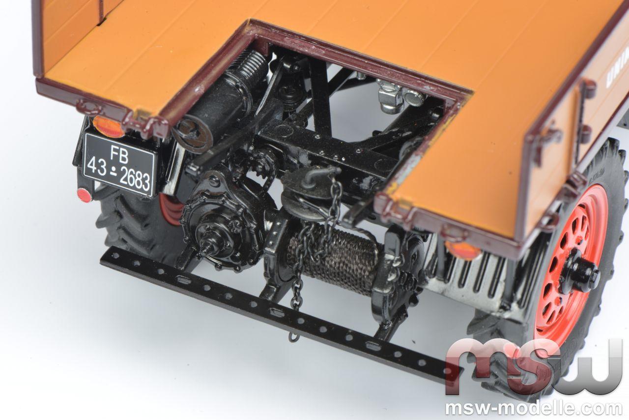 Mercedes Unimog 2018 >> Mercedes Unimog: Benz 401 Dickie-Schuco 450014300, 1:18