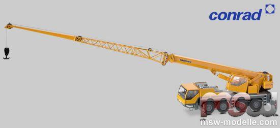 liebherr truck crane 4 axle ltm 1060 2 conrad 2094 0 1 50. Black Bedroom Furniture Sets. Home Design Ideas