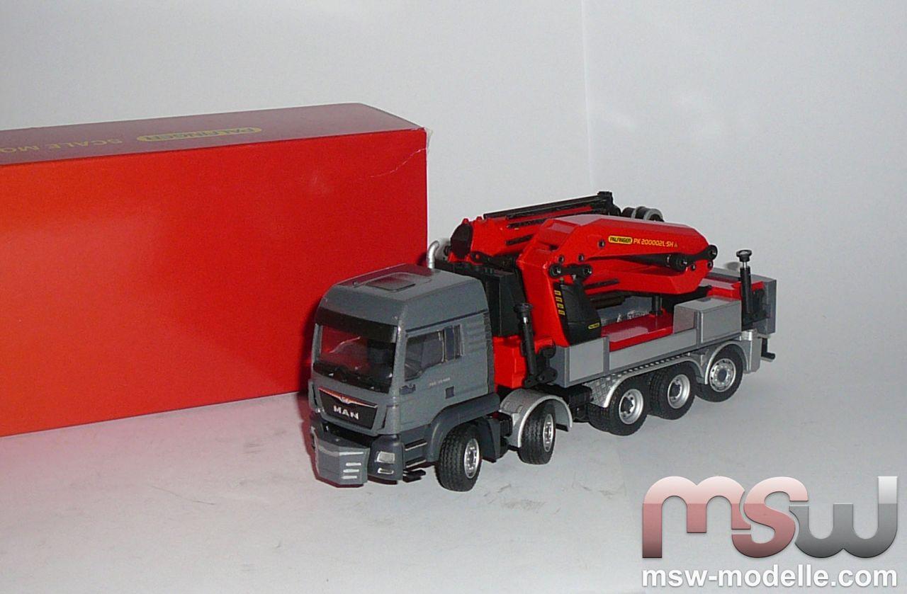 man crane 1 50 tgs euro 6 5achs mit pk200002l sh conrad. Black Bedroom Furniture Sets. Home Design Ideas