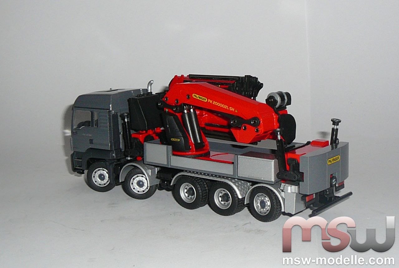 modell conrad man tgs euro 6 5achs mit pk200002l sh. Black Bedroom Furniture Sets. Home Design Ideas