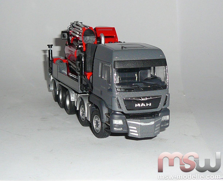model conrad man tgs euro 6 5achs mit pk200002l sh crane 1 50. Black Bedroom Furniture Sets. Home Design Ideas