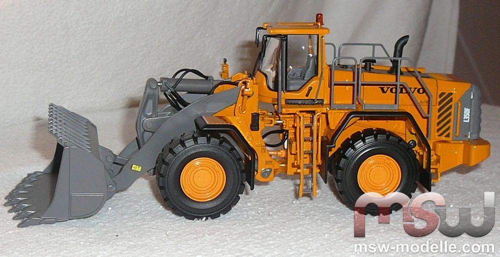 Volvo Wheel Loader L350f Super Detaliert Gearbeitet 2 Version Motorart 13372 1 50