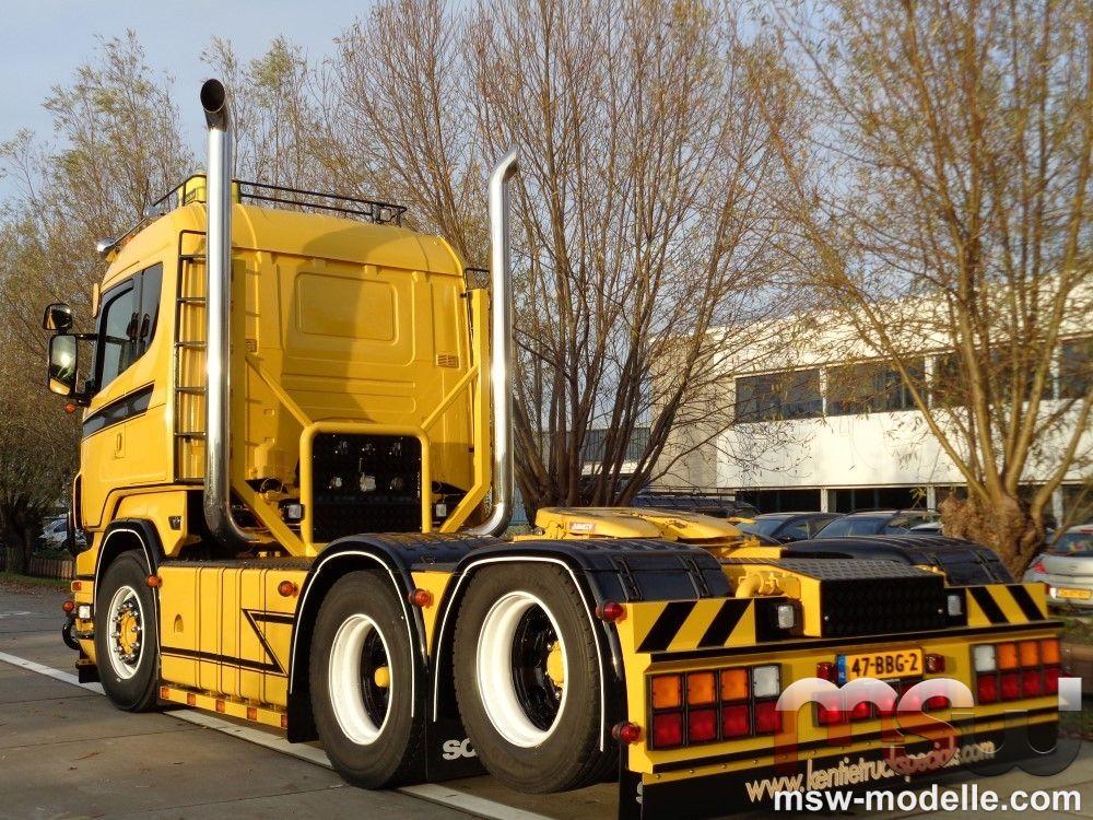 scania prime mover 3-axle 1 50