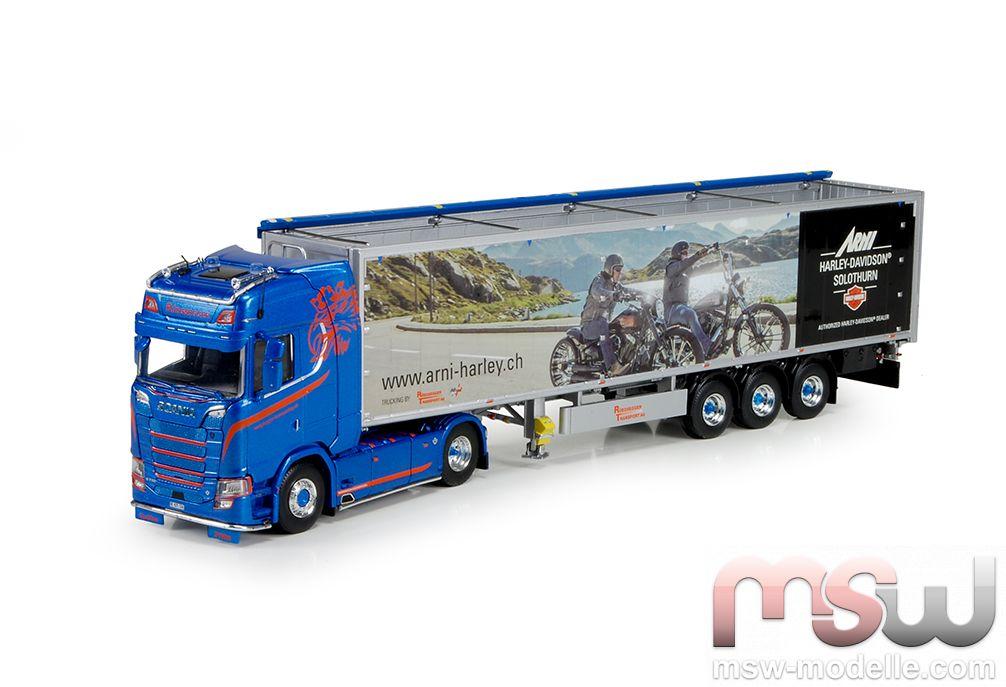 Model Tekno Scania S Serie Highline Mit Cargo Floor