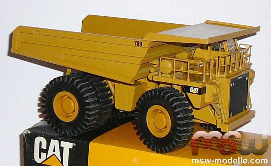 Model Conrad Cat 789 Mit Ovp Dump Truck 1 50