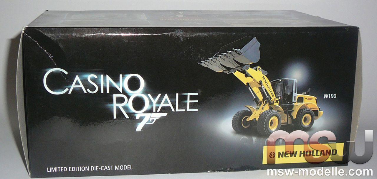 hovawarte vom casino bond royal