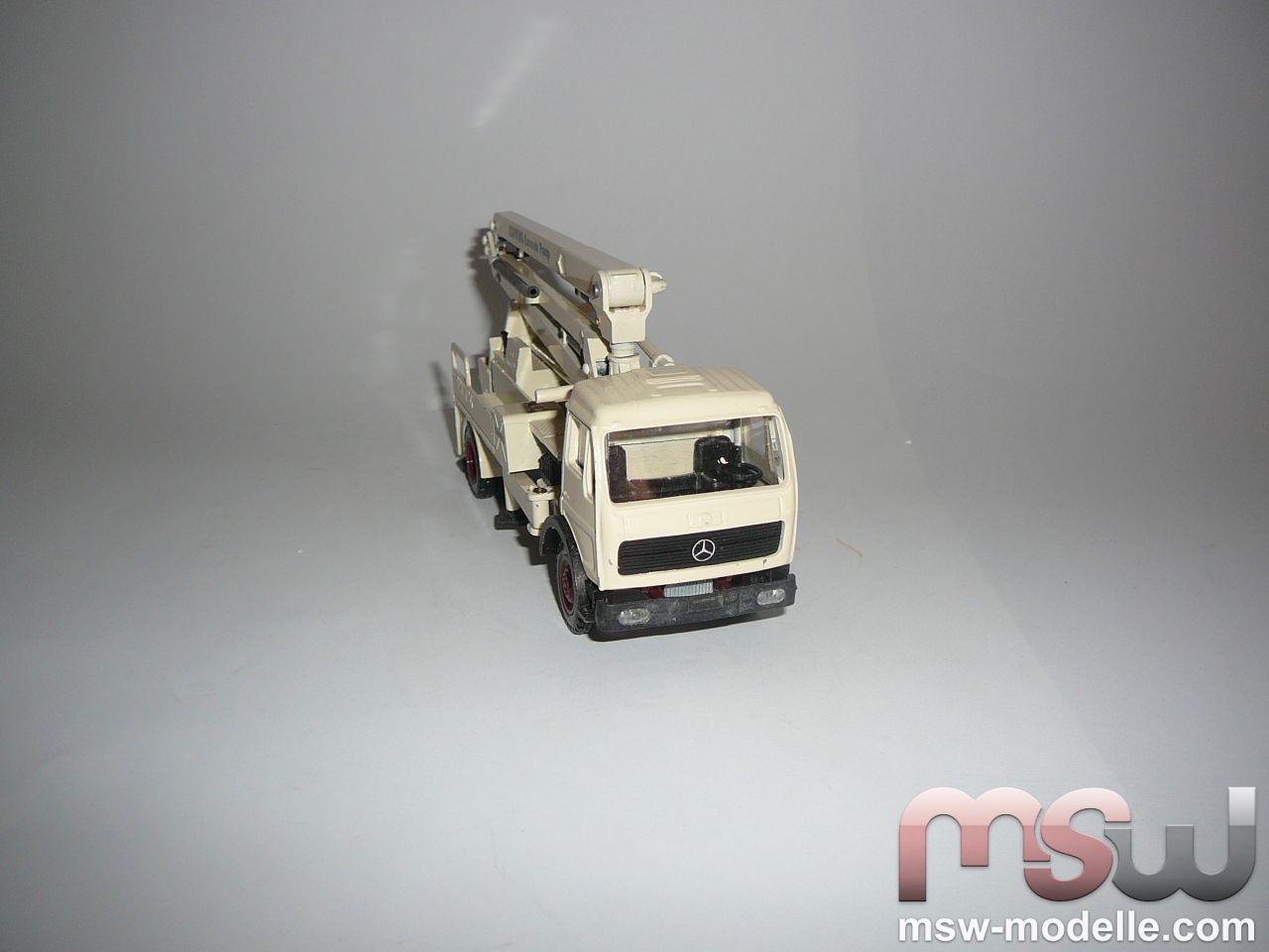 Mercedes Concrete Pump 1 50 Bpl 600 Hd Kvm 23 Schwing