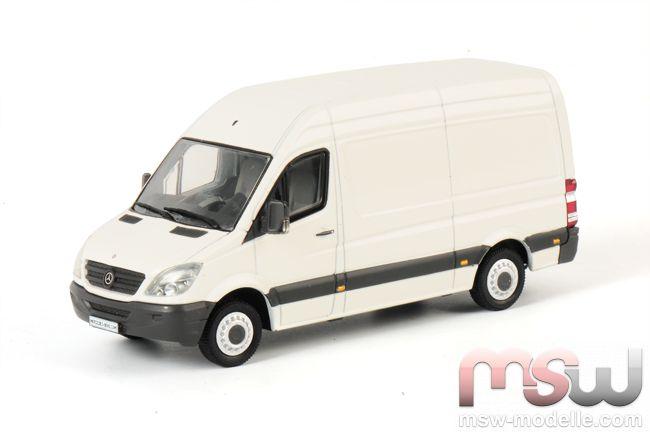 modell wsi mercedes sprinter transporter 1 50. Black Bedroom Furniture Sets. Home Design Ideas