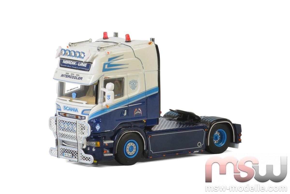 1:50: Scania R Topline Solo tractor 2-axle, WSI 01-2500