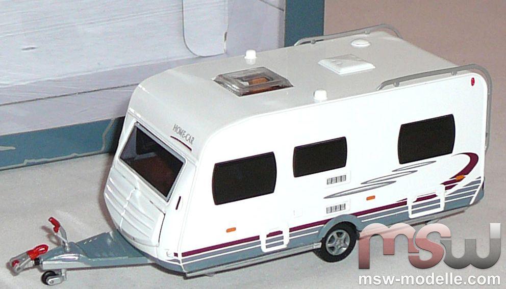 model liontoys home car rally 45 caravan 1 43. Black Bedroom Furniture Sets. Home Design Ideas