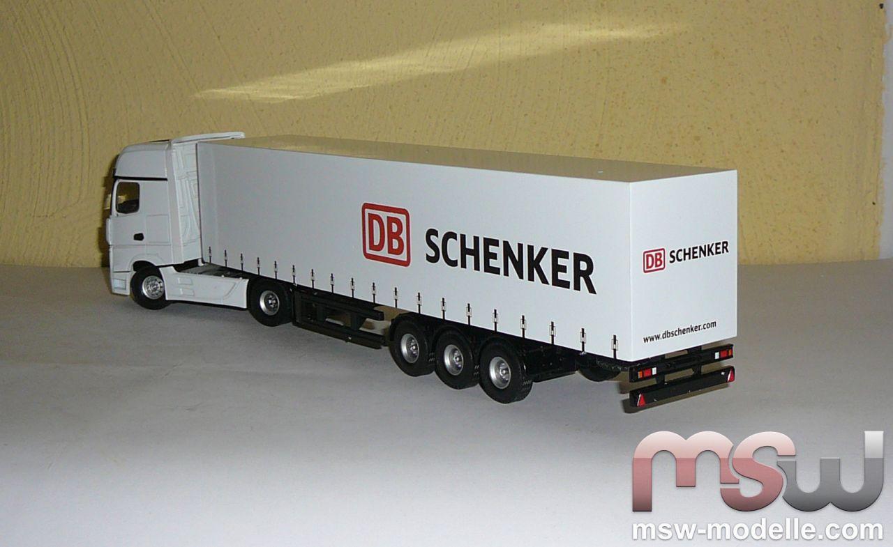 Hire A Mover Mercedes Tautliners Benz Actros Mp4 Schenker Hollandoto 8