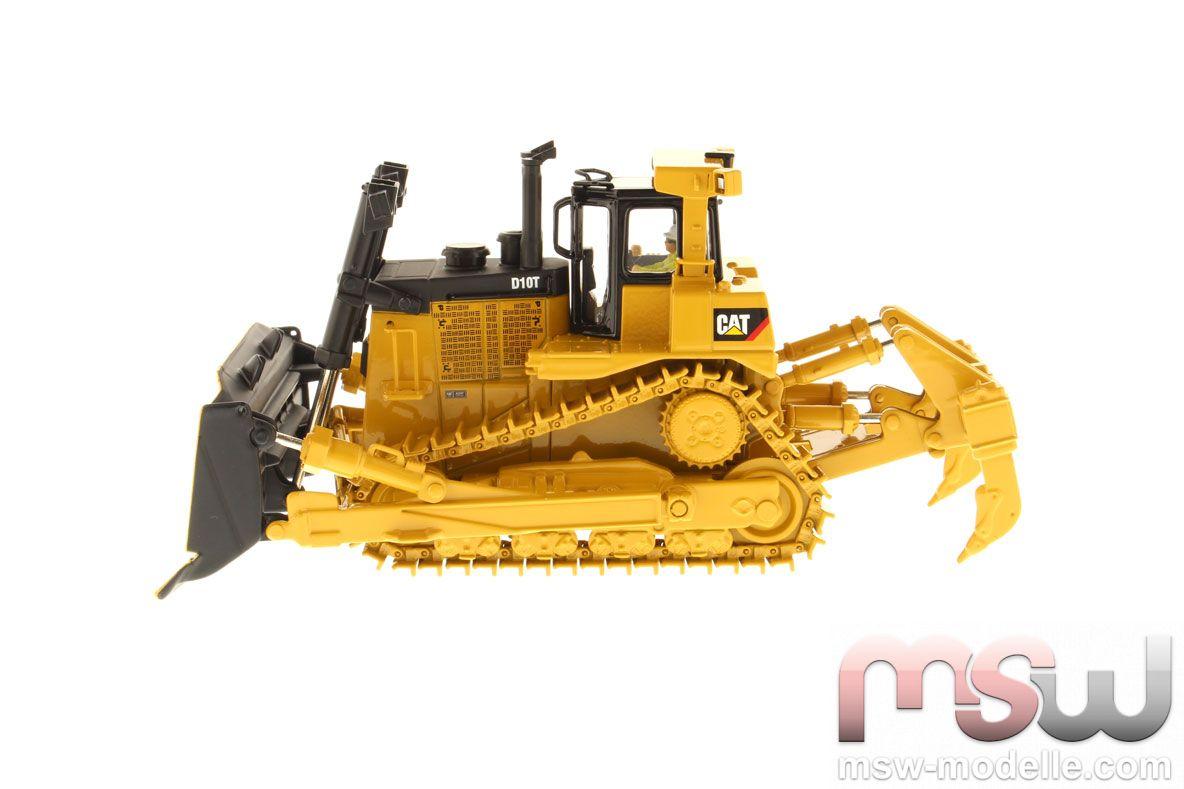 Model Diecast Masters Cat D10t Track Type Caterpillar 1 50