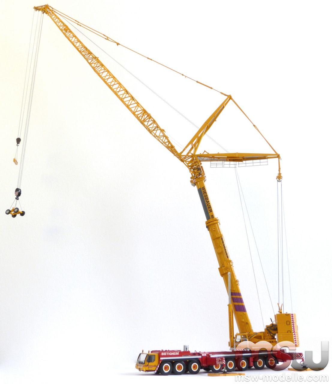 Tower Crane Advantages And Disadvantages : Modellbericht baumaschinenmodelle werbemodelle