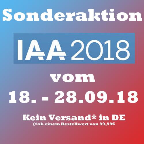 IAA 2018 in Hannover