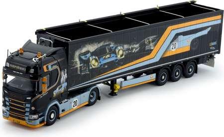 Next Gen R-serie Highline mit 3achs  Cargofloor Auflieger