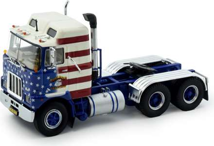 F700 6x4 Bulldog Trucking