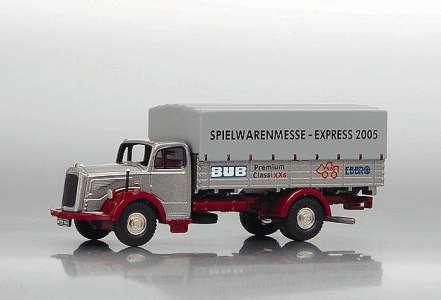 L6600 Pritsche/Plane -Toy Fair Espress 2005- (limitierte Auflage 1000 stück)