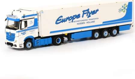 Actros Giga Space Reefer Thermoking