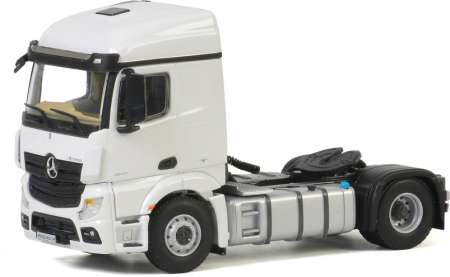 BENZ ACTROS MP4 2.300 MM COMPACT SPACE 4x2