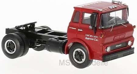 Steel Tilt Cab  1960