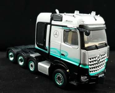 Benz Arocs STL 8x4 Racing Edition 1