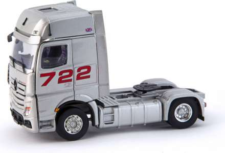 Actros GigaSpace 4x2 Actros 722