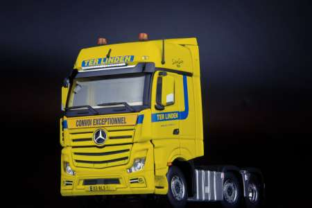 Actros Gigaspace 6x2