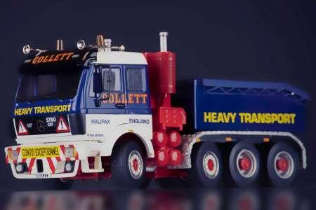 SK 8x4 mit  ballastbox