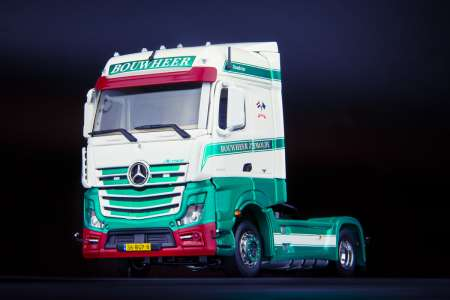 Actros Bigspace 4x2