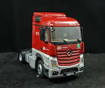 Actros MP4 Stream Space