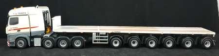 Benz Actros2 Bigspace 8x4 mit 6achs 111