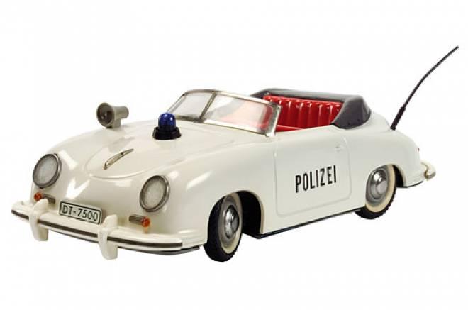 Distler Electromatic 7500 -Polizei-