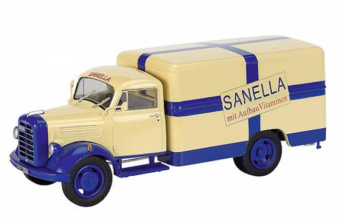 B 2500 Sanella