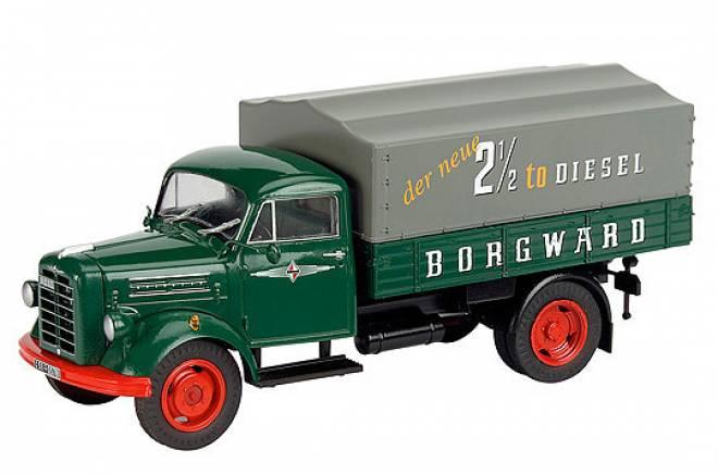 B 2500  2 1/2 to Diesel