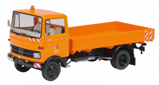 Benz LP 608 in orange