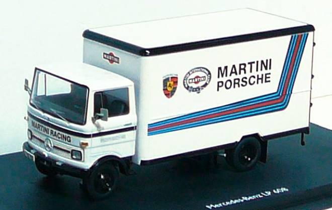 Benz LP 608  -Martini-Racing-