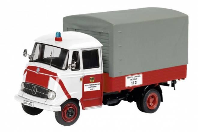 Benz L 319  Feuerwehr Dortmund