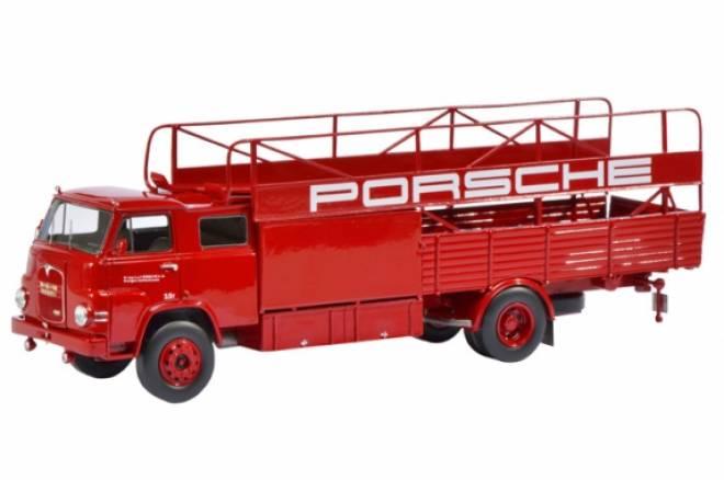 Porsche Renntransporter