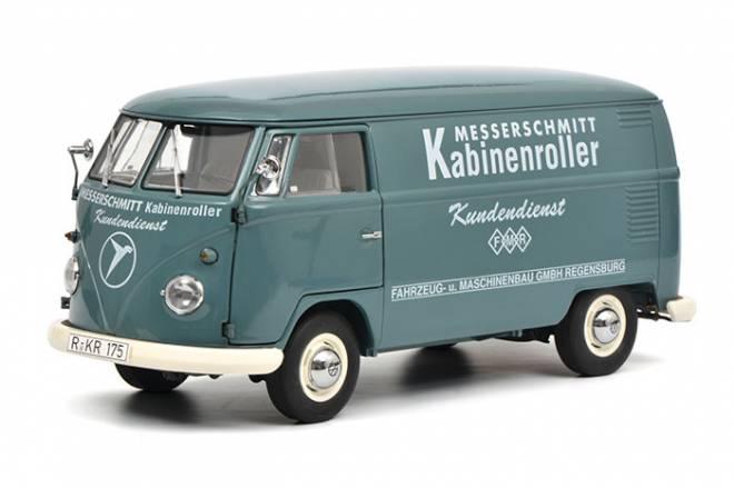 T1b Kastenwagen  Messerschmitt  blau
